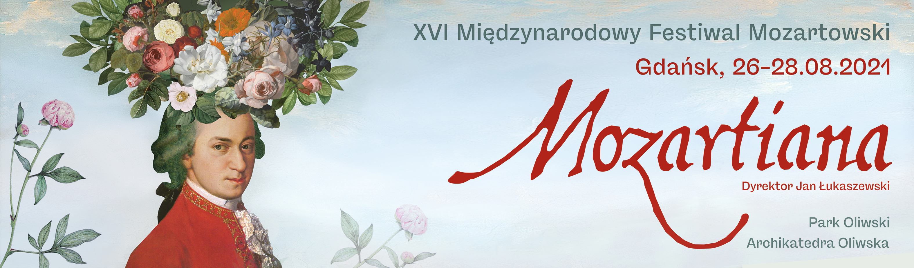 XVI Międzynarodowy Festiwal  Mozartowski Mozartiana - KONCERT SYMFONICZNY