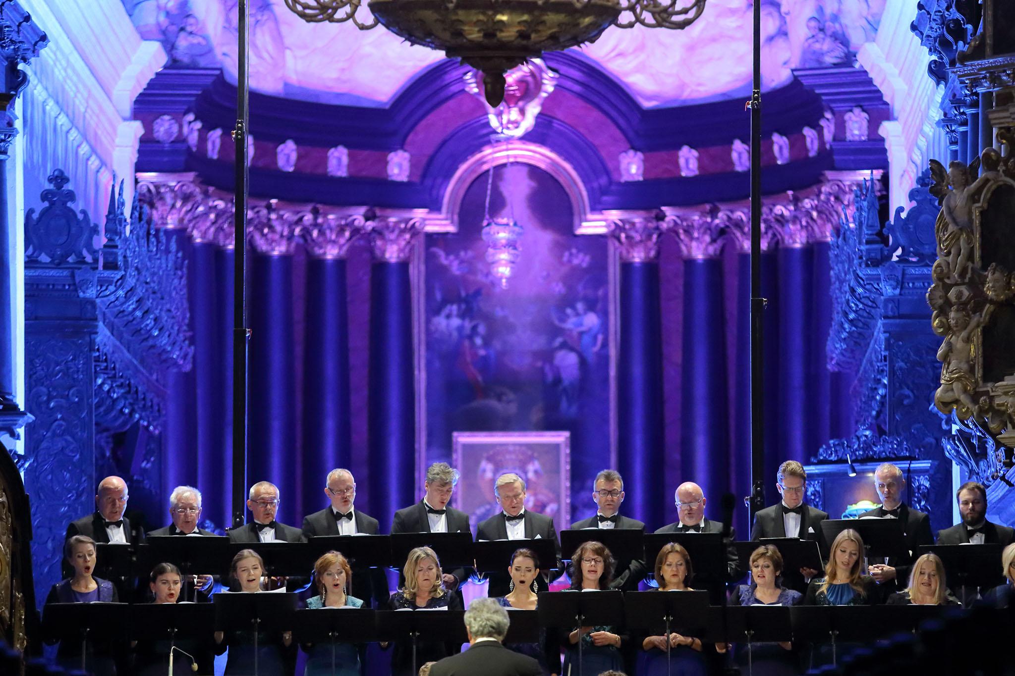 Mesjasz - koncert online